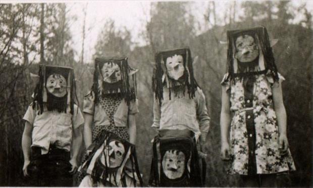 Vintage Halloween Pictures 09.