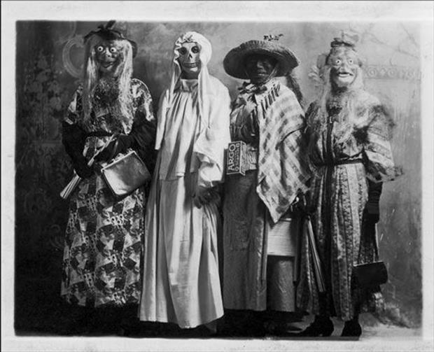 Vintage Halloween Pictures 10.
