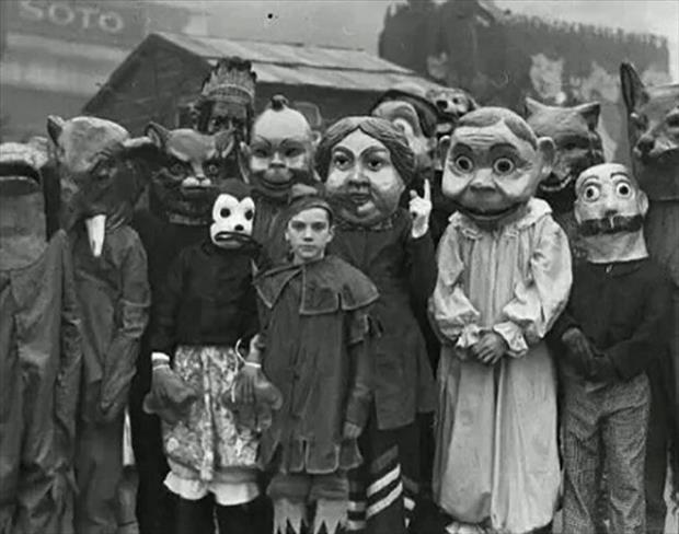 Vintage Halloween Pictures 12.