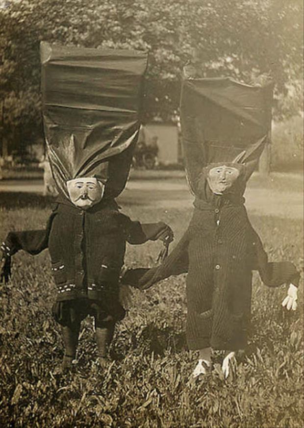 Scary Costume Photos 03.