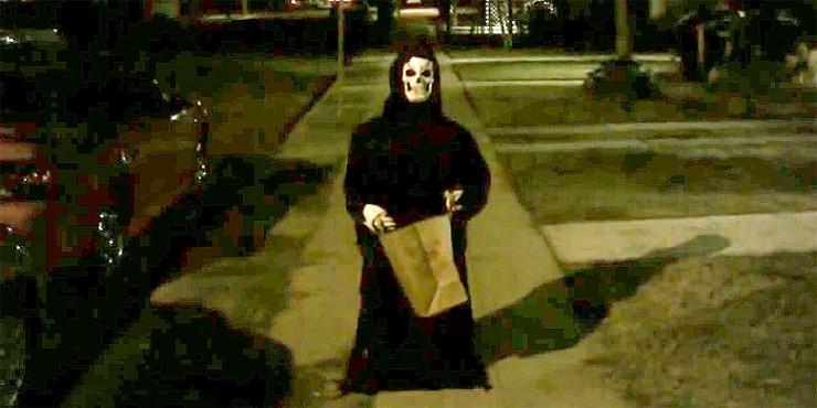 Scary Halloween Prank.