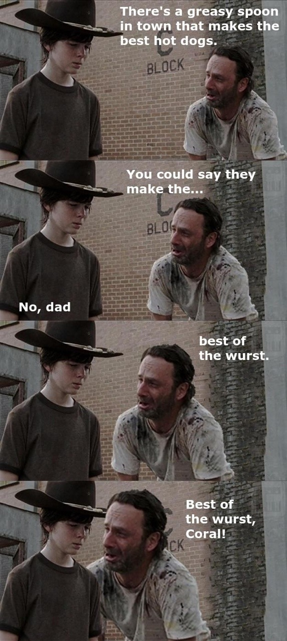 The Classic Carl Meme 19.