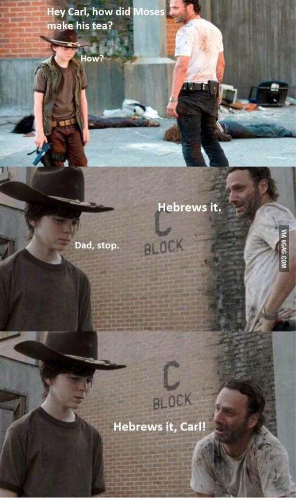 Walking Dead Carl Meme27.