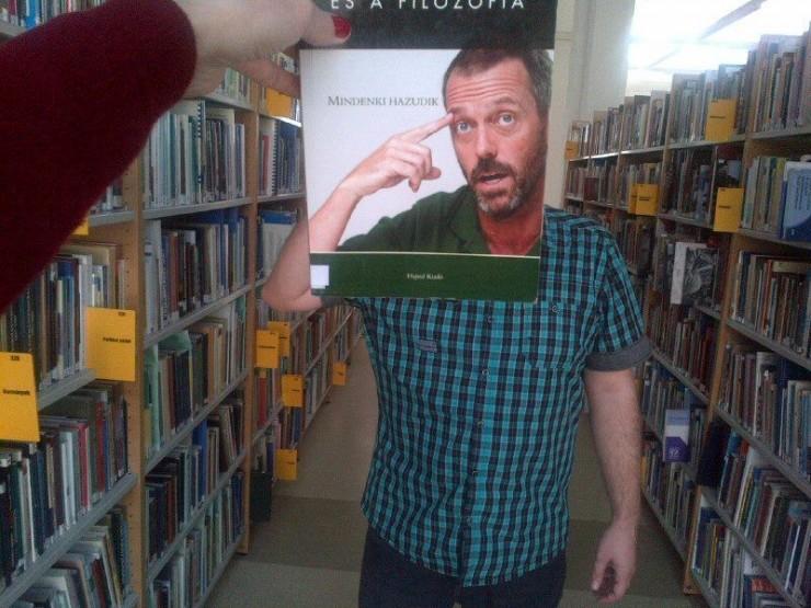 funny bookworm 10.