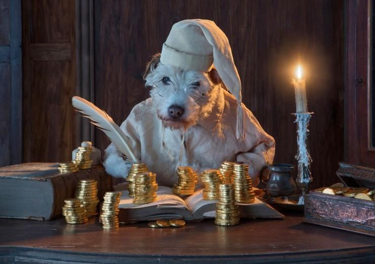 Canine Christmas Cards 01.