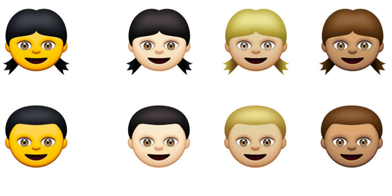 Apple Emoji Will Finally Be Multicultural In New Update