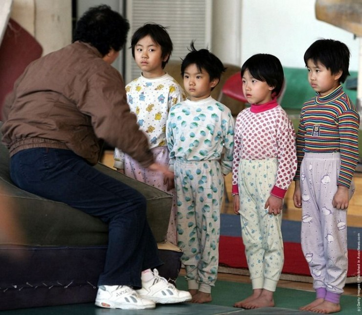 Chinese Children Training To Become Olympic Athletes - 14.