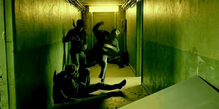 Daredevil-fight