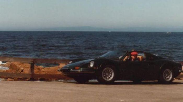 Buried 1974 Ferrari Dino 04.