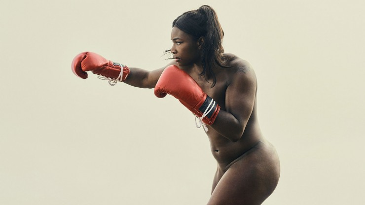 Naked Athletes Claressa Shields_01b.