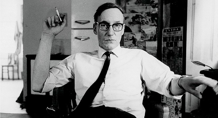 So Who Was William S. Burroughs.