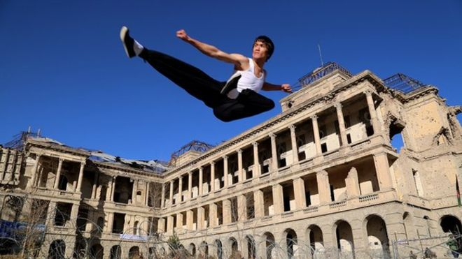 Afghan Bruce Lee - 04.