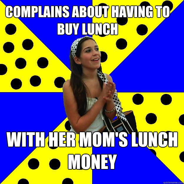 complains-about-buying-lunch