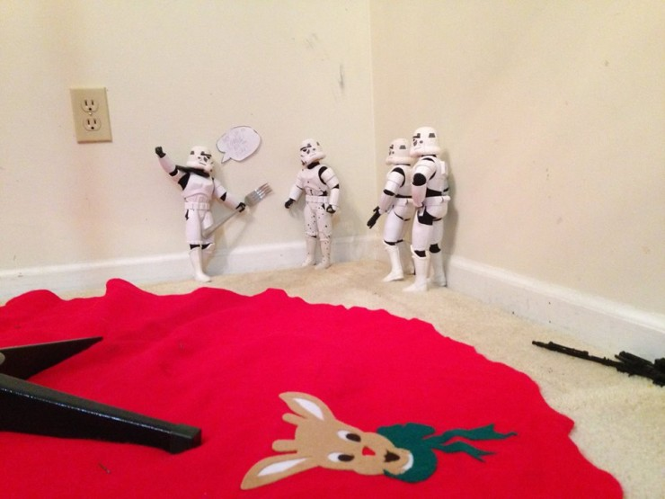 Star Wars Christmas 08.