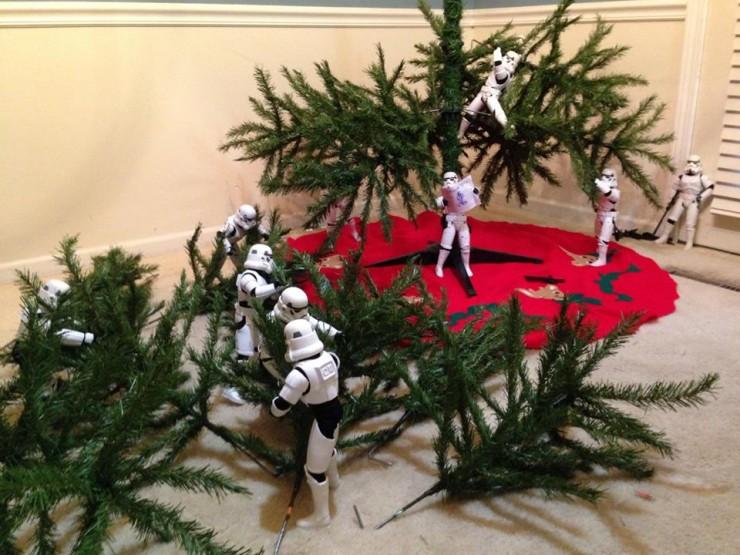 Star Wars Christmas 10.