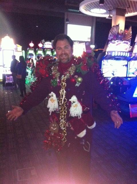 Seriously Ugly Christmas Jumpers 09.