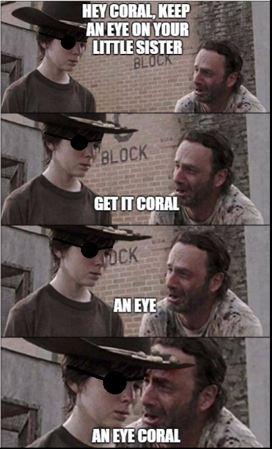 The Classic Carl Meme.