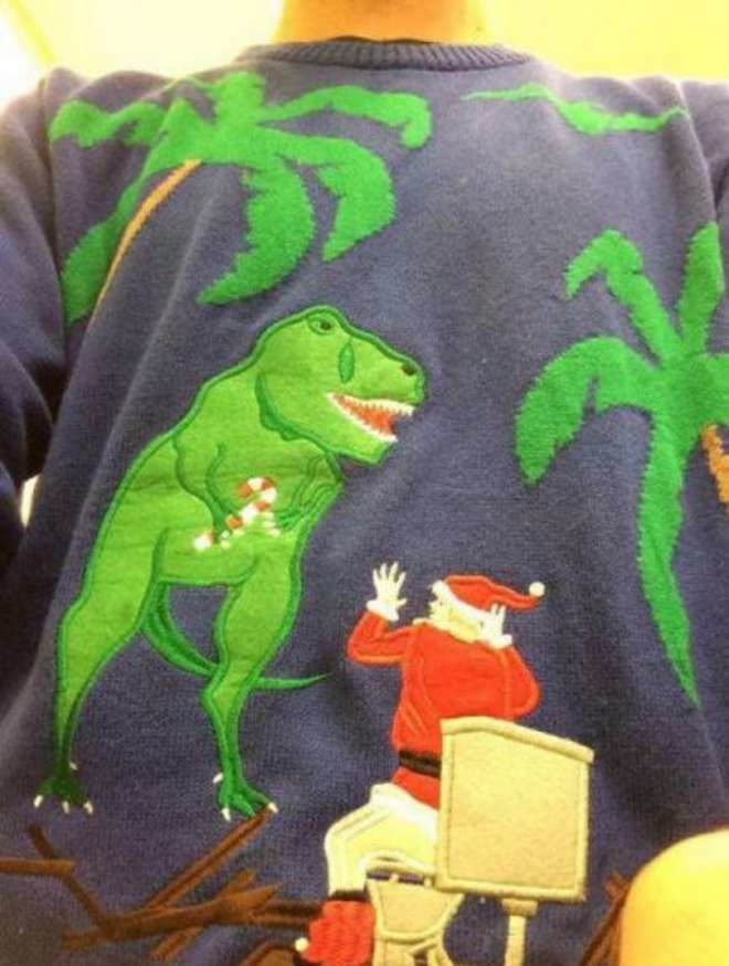 Seriously Ugly Christmas Jumpers 07.