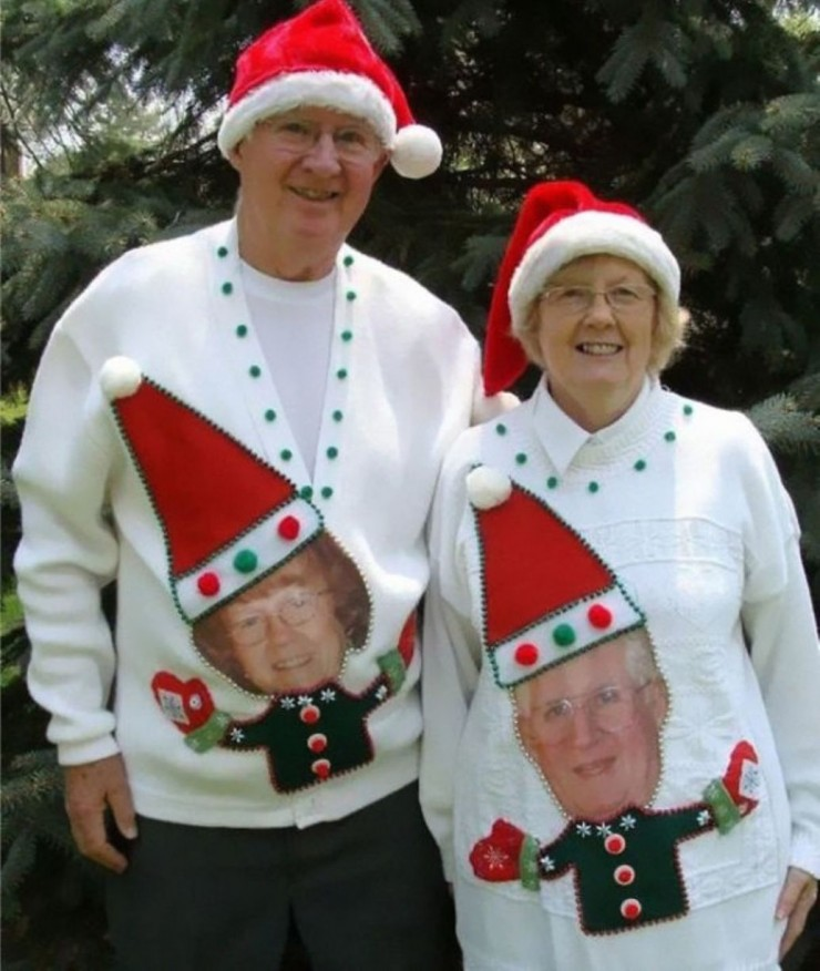 Seriously Ugly Christmas Jumpers 08.