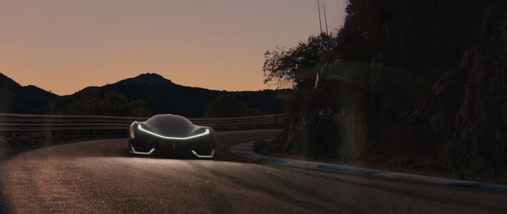 Faraday Future Concept Car 02.