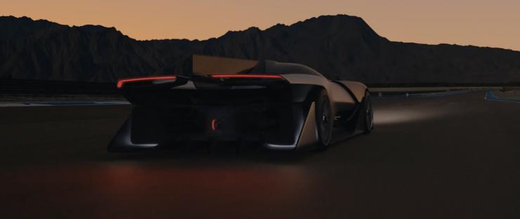 Faraday Future Concept Car 03.