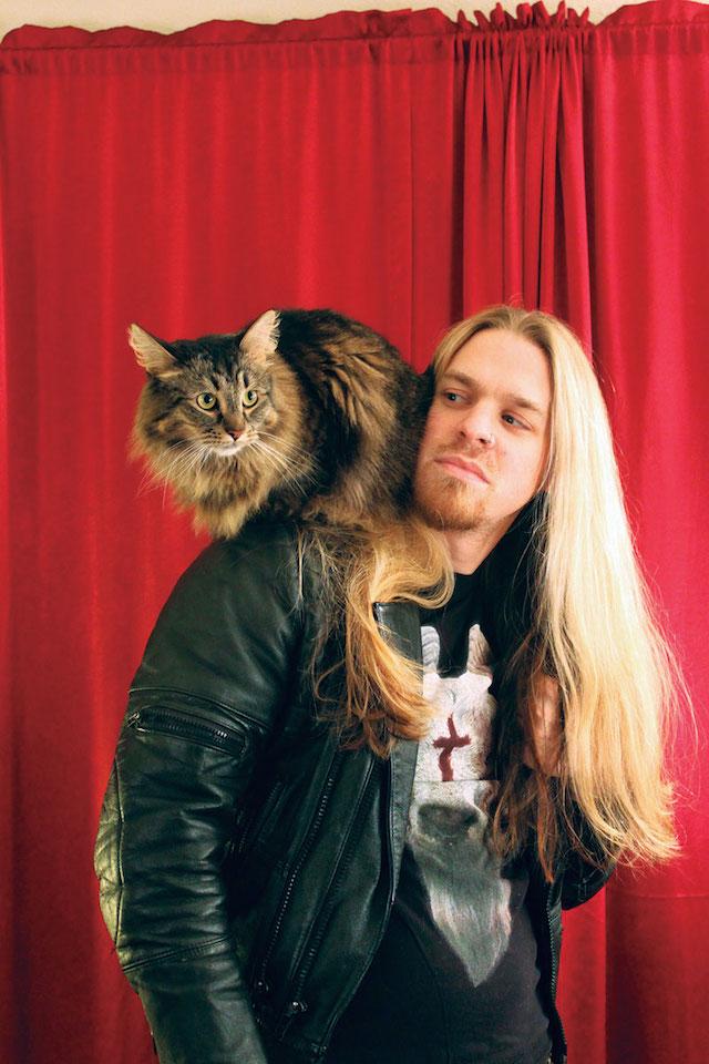 heavy metal cats 02.