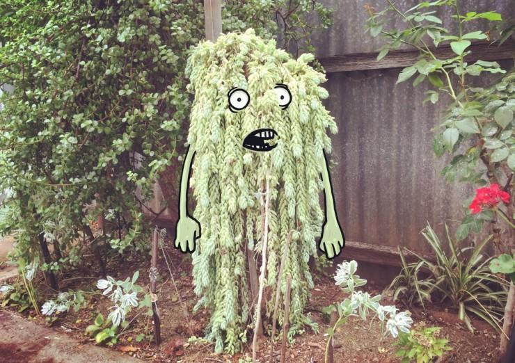 Cartoon monsters and weird creatures 10.