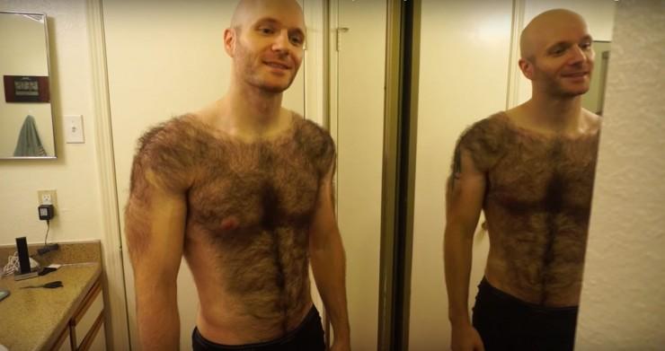 Hairiest Man In The World Devin Cara 02.