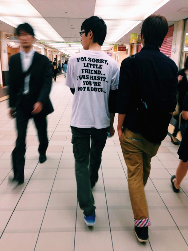 T-Shirts In Asia - 44.