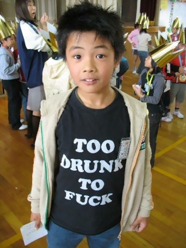 T-Shirts In Asia - 31
