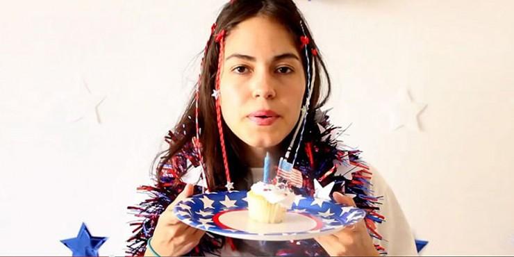 karla solarte Rosa G Fourth of July Rap.