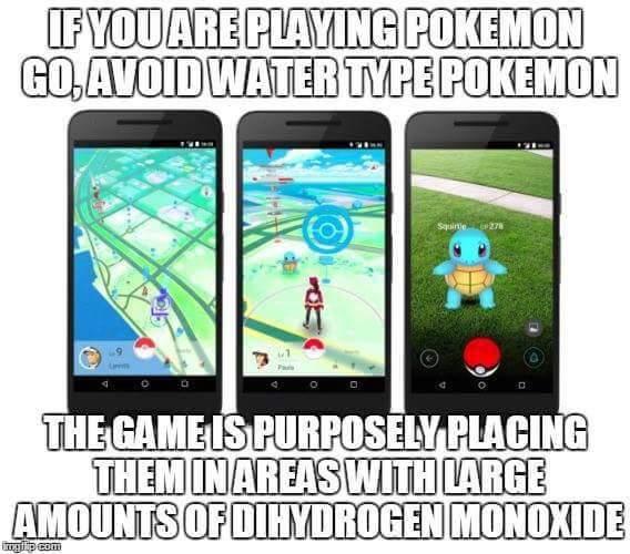 dihydrogen monoxide meme - 10