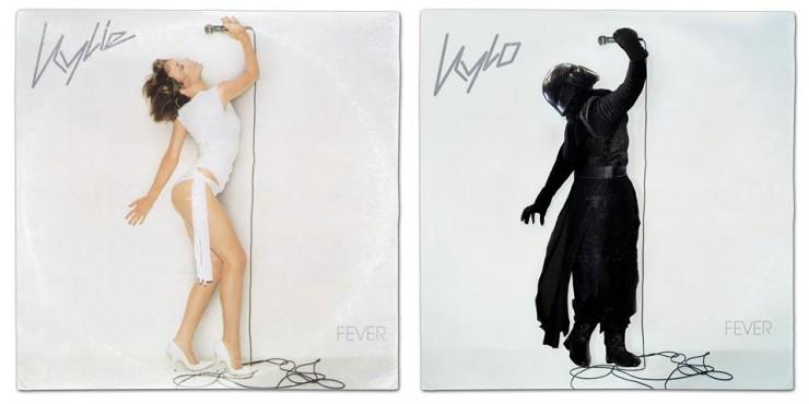 Star Wars album covers 02.