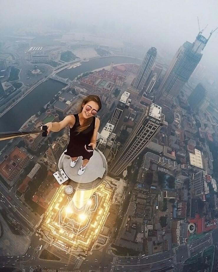 russian girl selfies - 10.