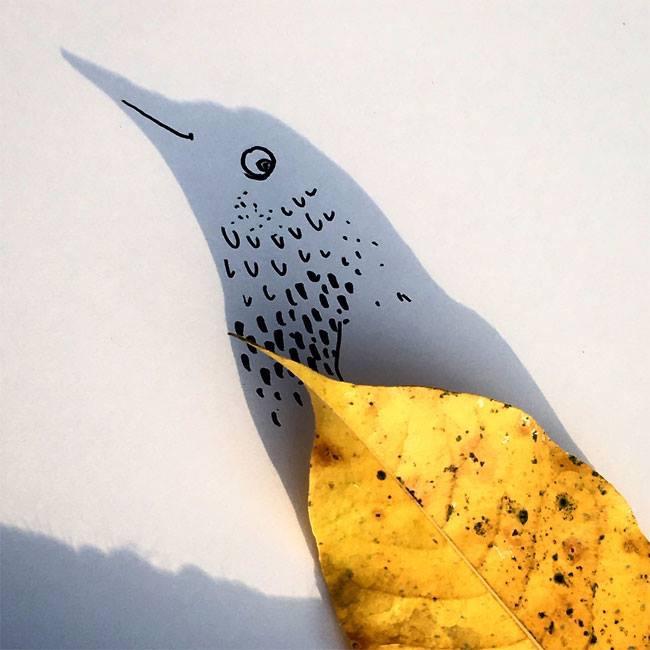 Belgium Artist Vincent Bal Shadow Art 02.