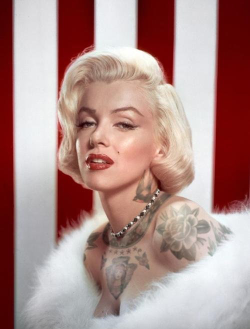 Hollywoodnt_+Marilyn+Stripes