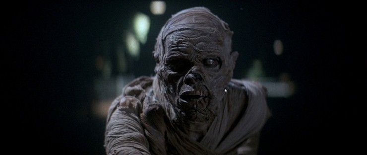 Classic Halloween Monsters The Mummy.