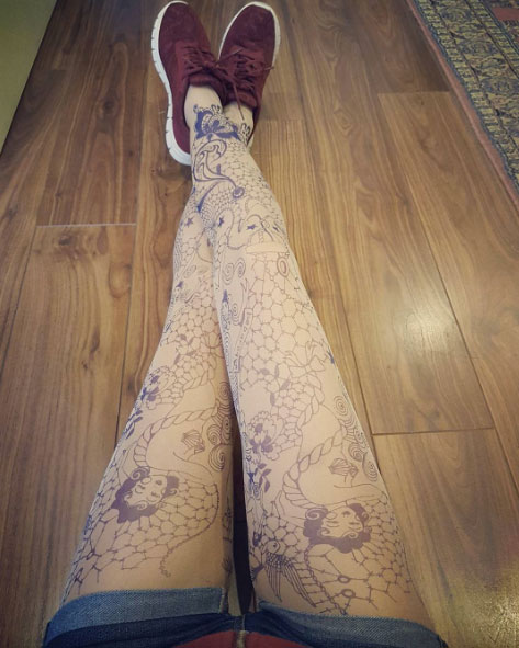 tattoo tights tatul etsy 04.