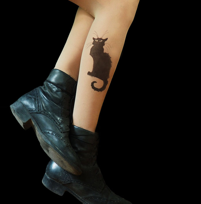 tattoo tights tatul etsy 15.