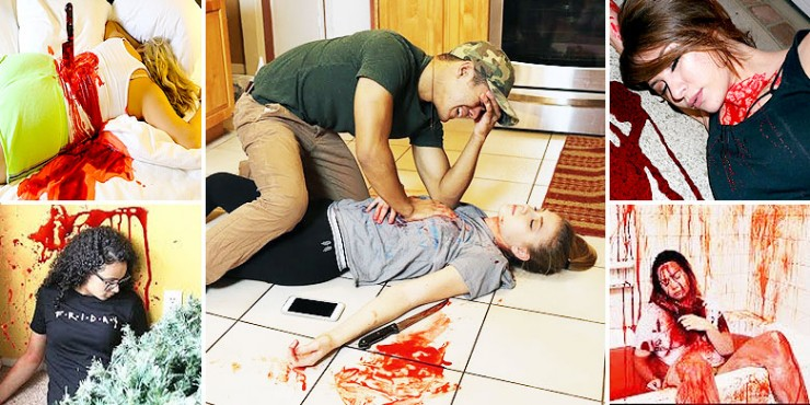 Dead Girlfriend Prank More.
