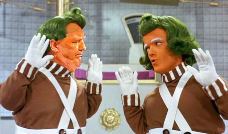 Very Funny Trump Photoshop Battle 06.