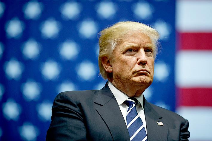 'Bad Lip Reading' Of Donald Trump's Inauguration Day