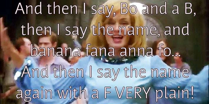 The Name Game Song Lyrics
