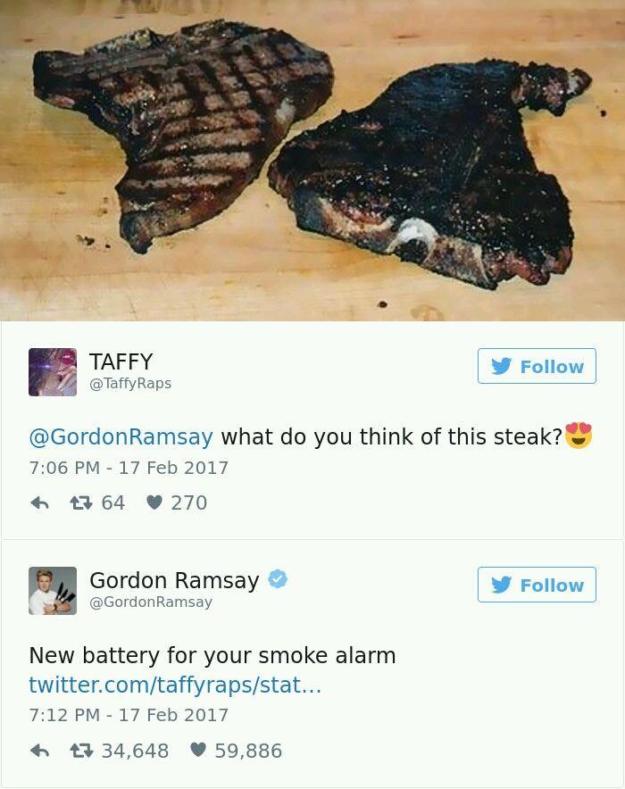 Twitter roasts - 11.