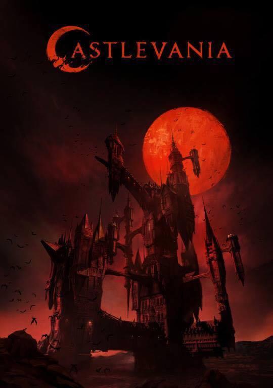 Netflix Castlevania Animated TV Series - 11.