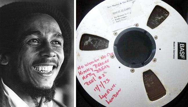 Lost Bob Marley Live Tapes - 12.