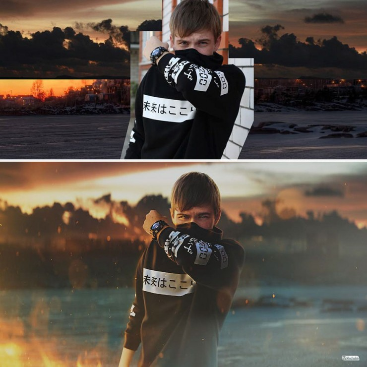 Cool Photoshop Effects22