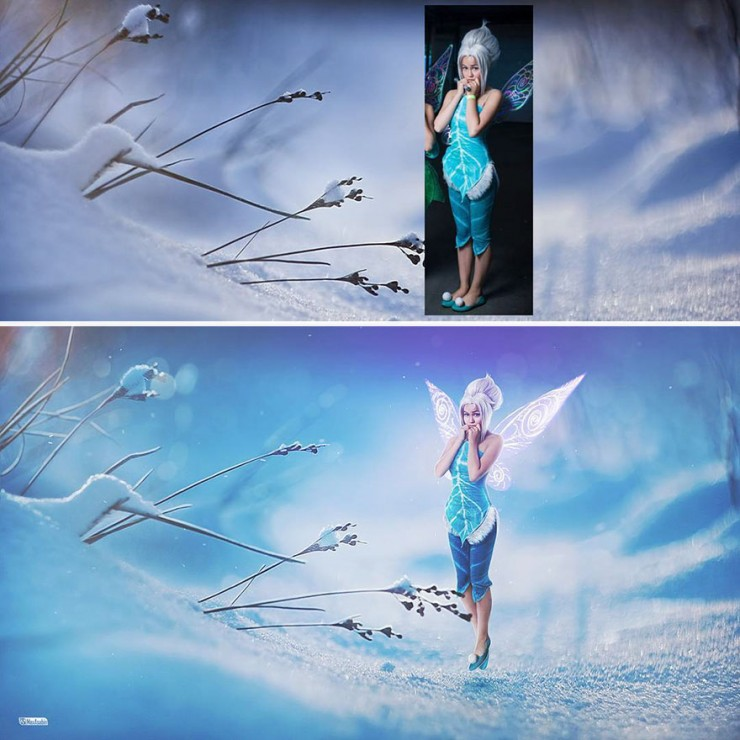 Cool Photoshop Effects24