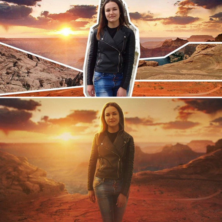 Cool Photoshop Effects25