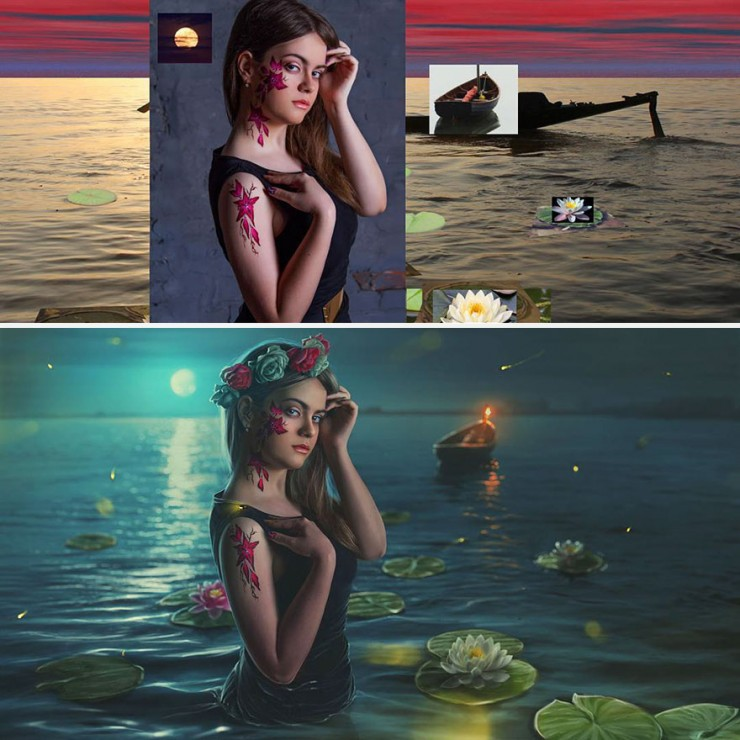 Cool Photoshop Effects26